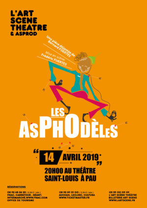 Les Asphodeles - L'Art scene theatre