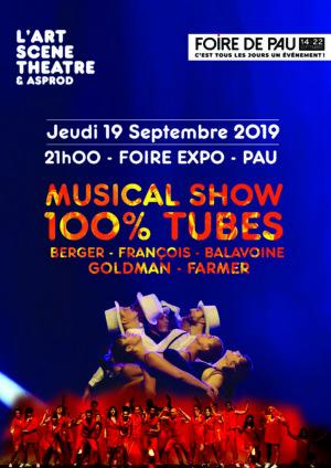 MUSICAL SHOW 100% TUBES