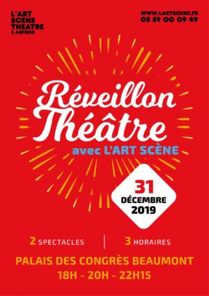 Reveillon 2019 - Affiche