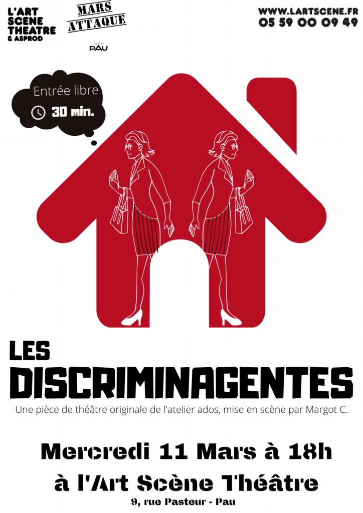 les discriminagentes
